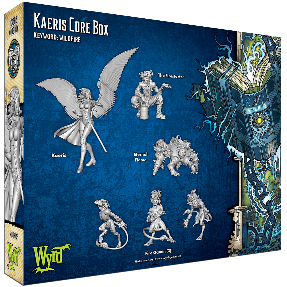 Load image into Gallery viewer, Kaeris Core Box - Wyrd Miniatures - Online Store