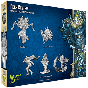 Load image into Gallery viewer, Peer Review - Wyrd Miniatures - Online Store