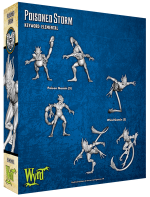Load image into Gallery viewer, Poisoned Storm - Wyrd Miniatures - Online Store