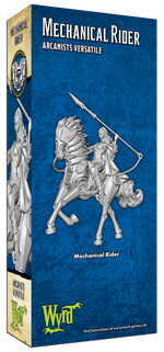 Mechanical Rider - Wyrd Miniatures - Online Store
