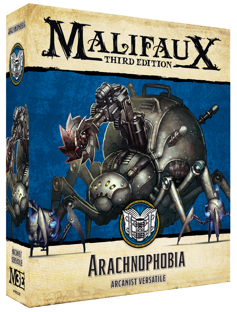 Load image into Gallery viewer, Arachnophobia - Wyrd Miniatures - Online Store