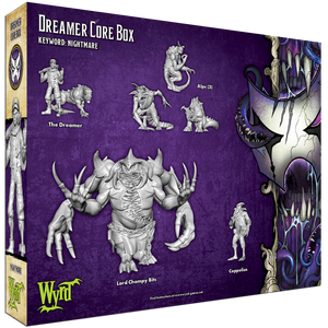Load image into Gallery viewer, Dreamer Core Box - Wyrd Miniatures - Online Store