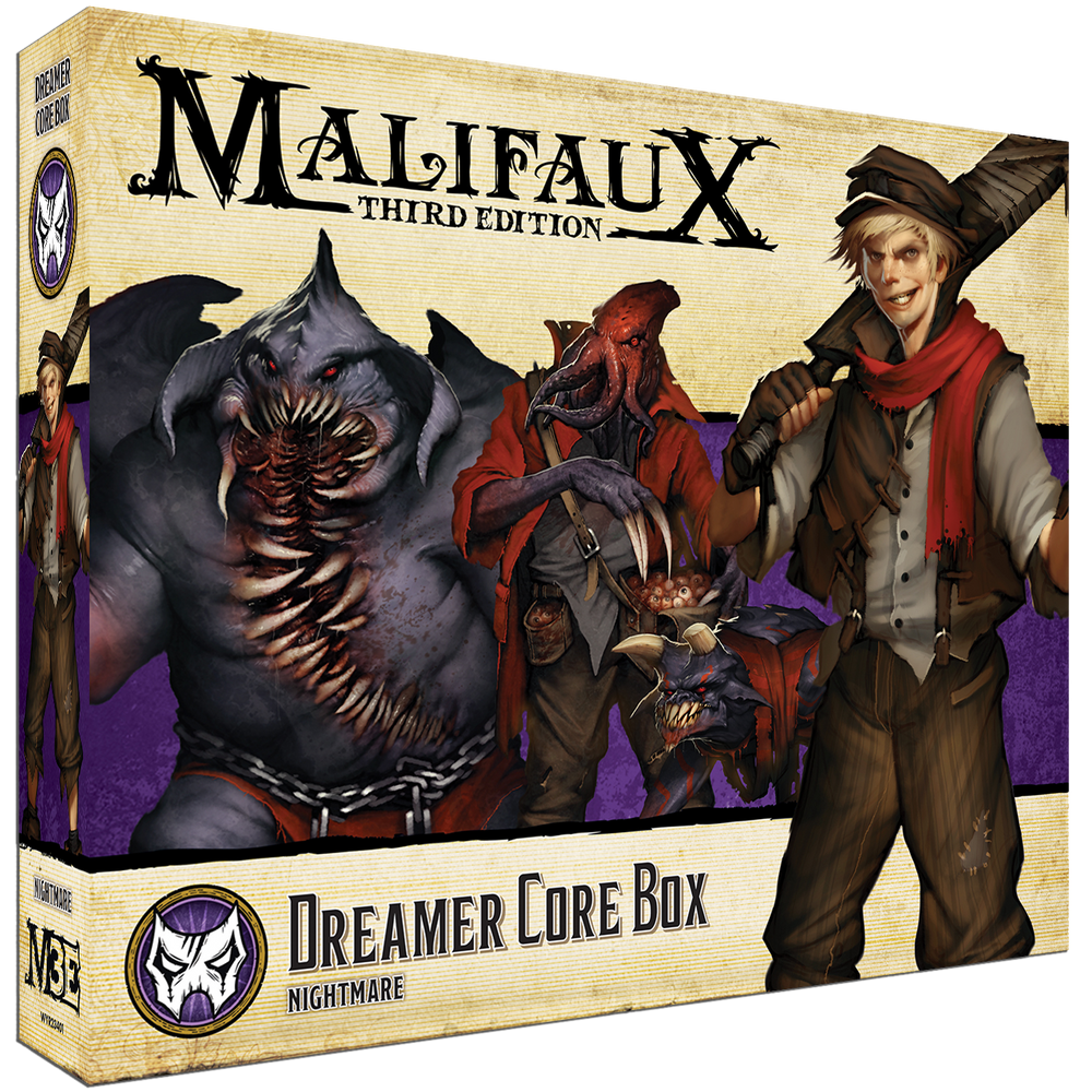 Dreamer Core Box - Wyrd Miniatures - Online Store