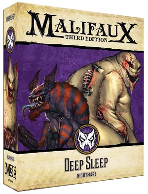 Load image into Gallery viewer, Deep Sleep - Wyrd Miniatures - Online Store