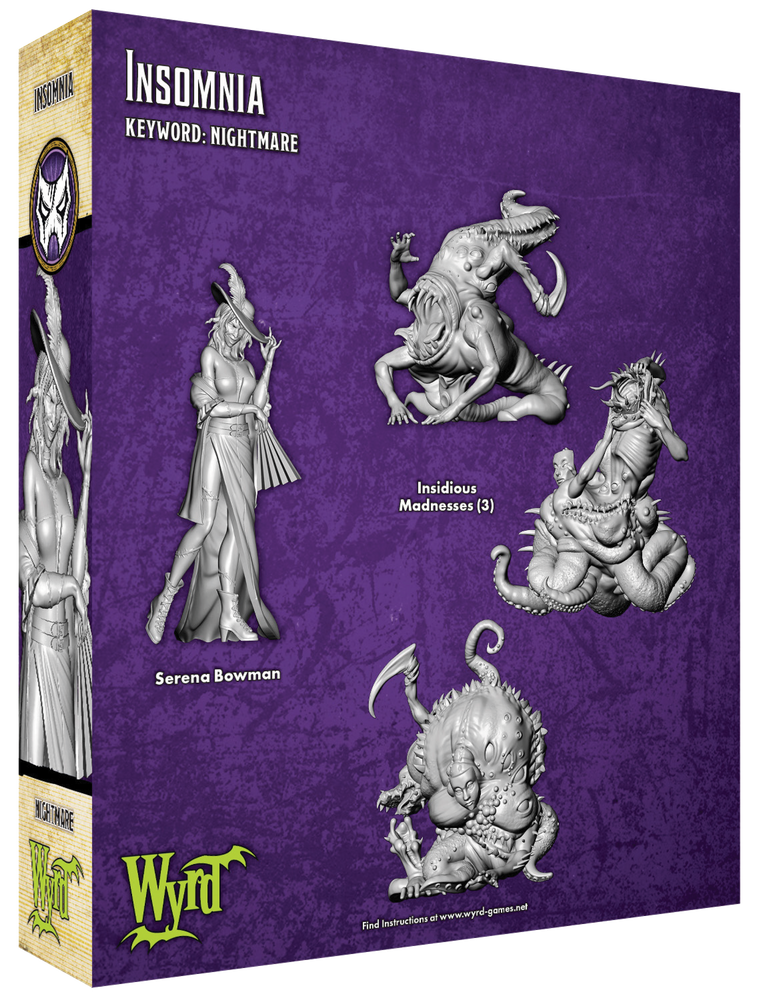 Load image into Gallery viewer, Insomnia - Wyrd Miniatures - Online Store