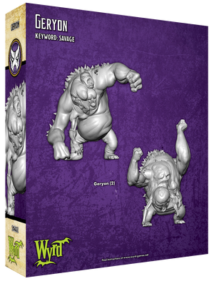 Load image into Gallery viewer, Geryon - Wyrd Miniatures - Online Store