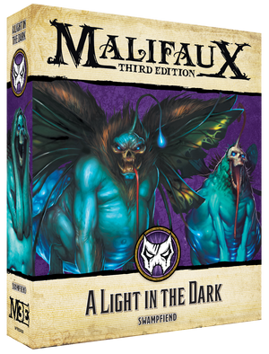 Load image into Gallery viewer, A Light in the Dark - Wyrd Miniatures - Online Store