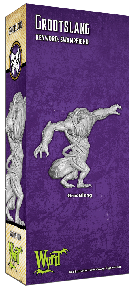 Load image into Gallery viewer, Grootslang - Wyrd Miniatures - Online Store