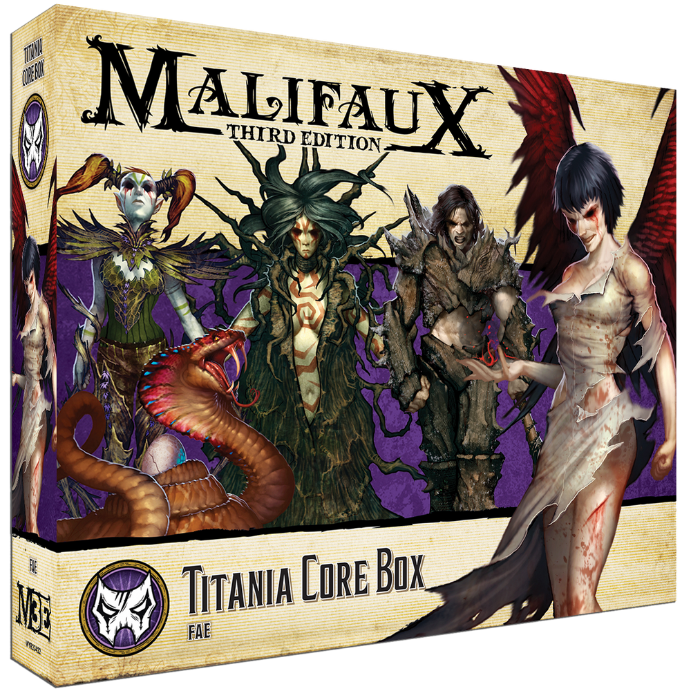 Load image into Gallery viewer, Titania Core Box - Wyrd Miniatures - Online Store