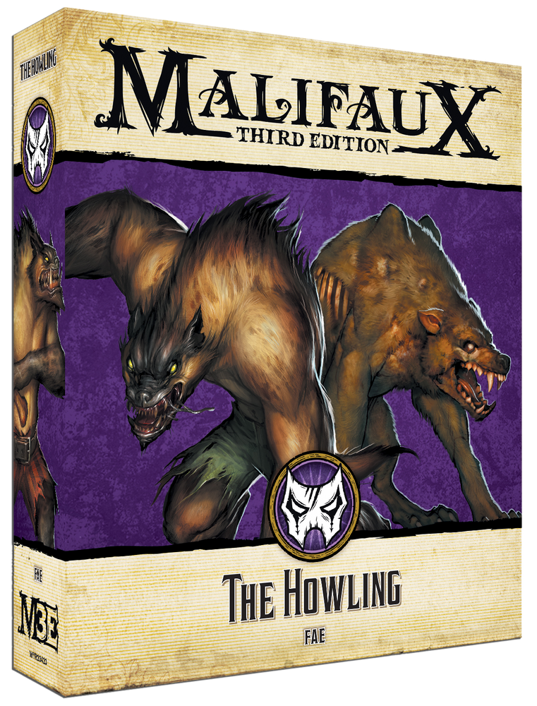 The Howling - Wyrd Miniatures - Online Store
