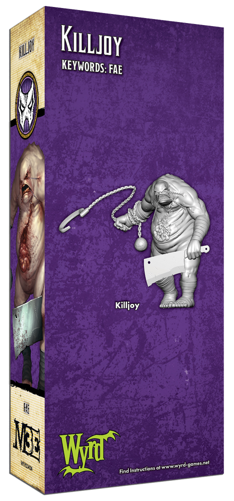 Load image into Gallery viewer, Killjoy - Wyrd Miniatures - Online Store
