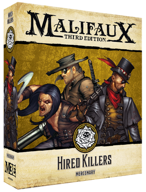 Load image into Gallery viewer, Hired Killers - Wyrd Miniatures - Online Store