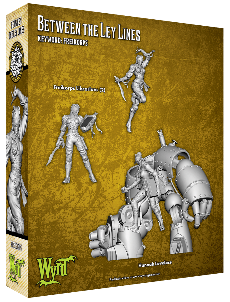 Load image into Gallery viewer, Between the Ley Lines - Wyrd Miniatures - Online Store