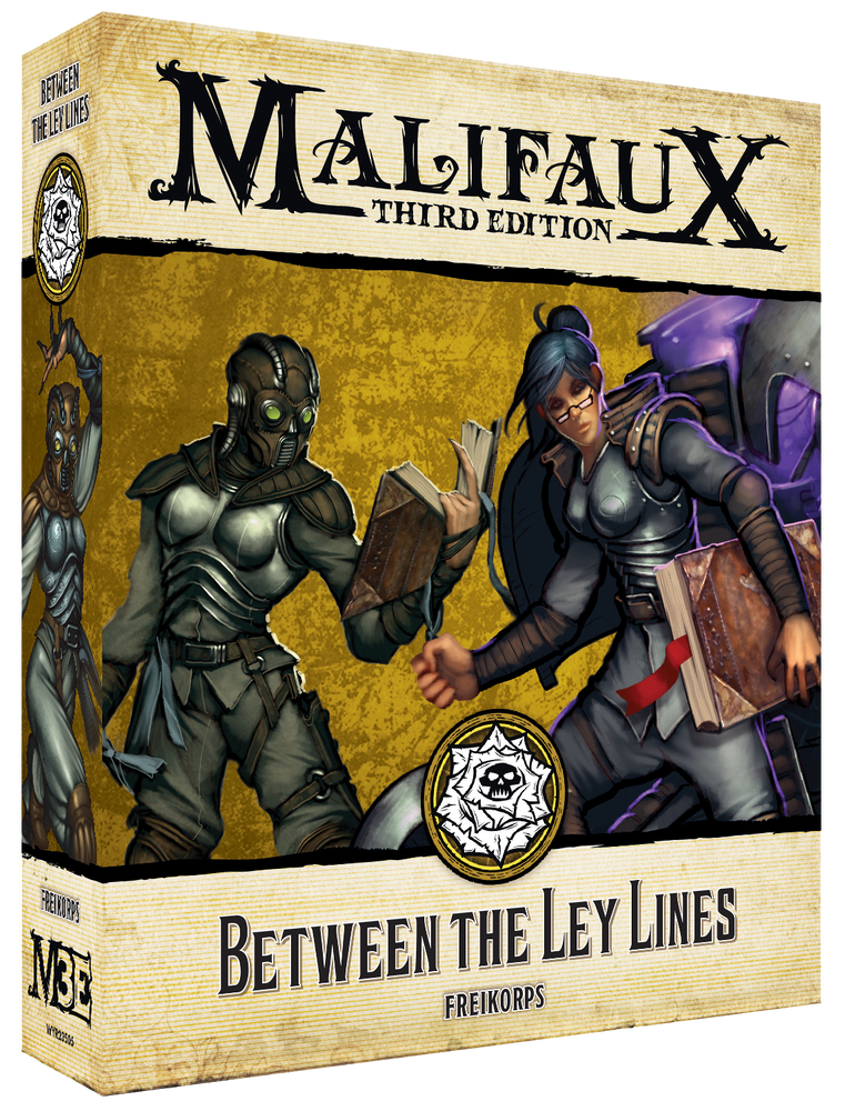 Between the Ley Lines - Wyrd Miniatures - Online Store