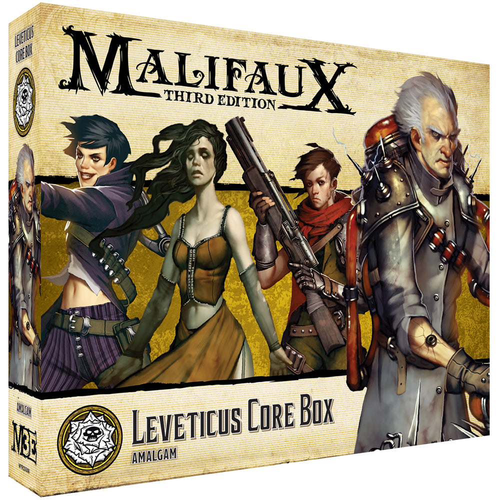 Leveticus Core Box - Wyrd Miniatures - Online Store