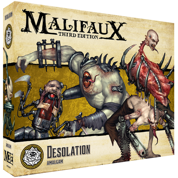 Desolation - Wyrd Miniatures - Online Store