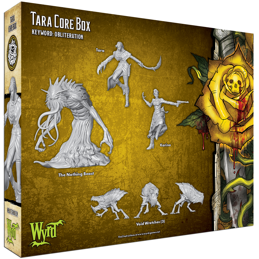 Load image into Gallery viewer, Tara Core Box - Wyrd Miniatures - Online Store