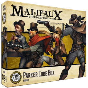Load image into Gallery viewer, Parker Core Box - Wyrd Miniatures - Online Store