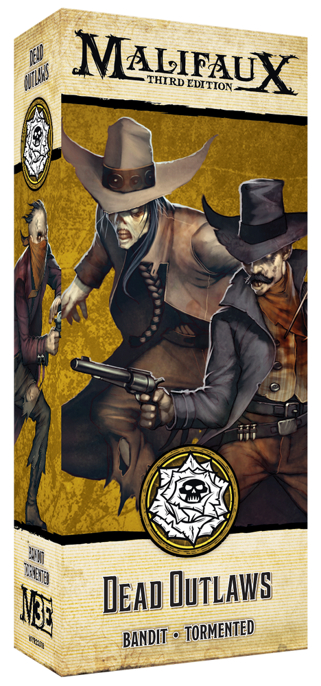 Dead Outlaws - Wyrd Miniatures - Online Store