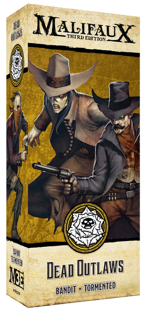 Load image into Gallery viewer, Dead Outlaws - Wyrd Miniatures - Online Store