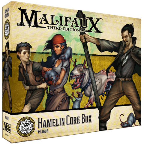 Hamelin Core Box - Wyrd Miniatures - Online Store