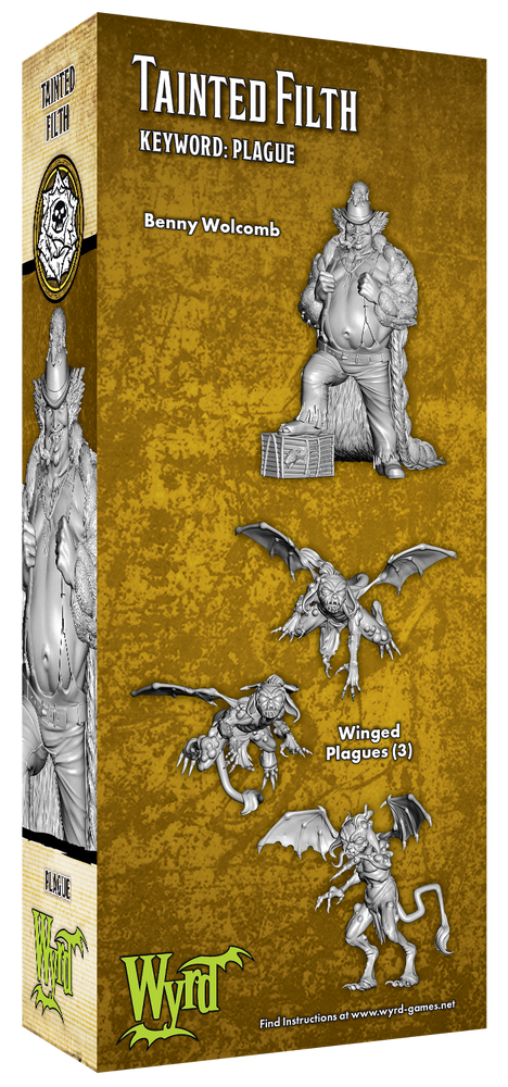 Load image into Gallery viewer, Tainted Filth - Wyrd Miniatures - Online Store