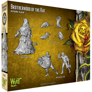 Load image into Gallery viewer, Brotherhood of the Rat - Wyrd Miniatures - Online Store