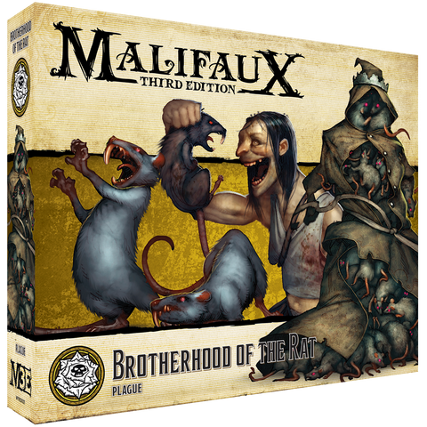 Brotherhood of the Rat - Wyrd Miniatures - Online Store