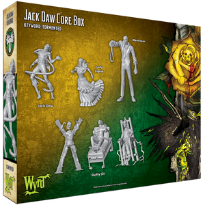 Load image into Gallery viewer, Jack Daw Core Box - Wyrd Miniatures - Online Store