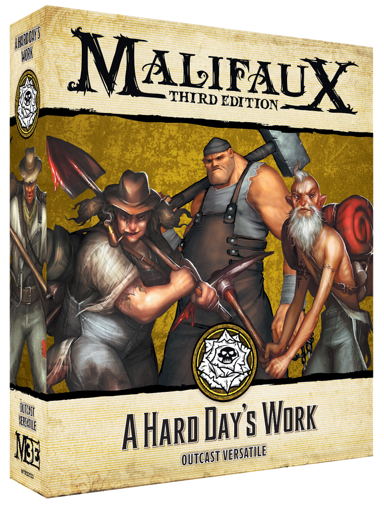 A Hard Day's Work - Wyrd Miniatures - Online Store