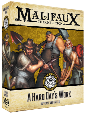 Load image into Gallery viewer, A Hard Day's Work - Wyrd Miniatures - Online Store