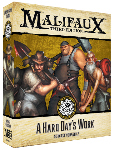 A Hard Days Work - Wyrd Miniatures - Online Store