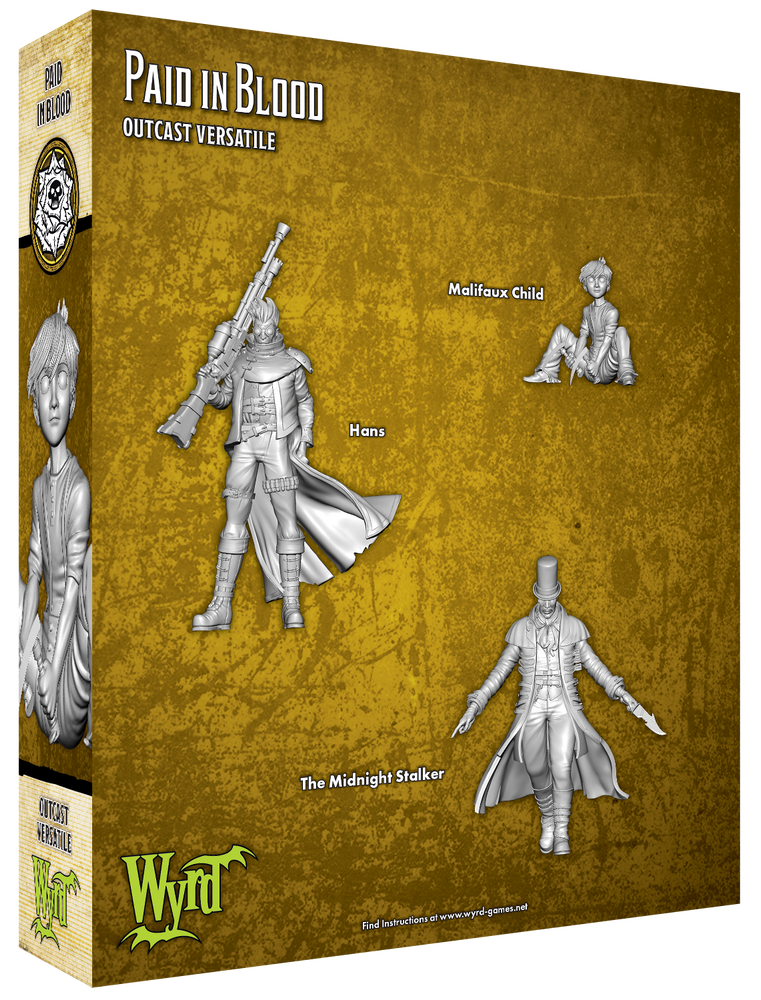 Load image into Gallery viewer, Paid in Blood - Wyrd Miniatures - Online Store