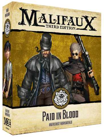 Paid in Blood - Wyrd Miniatures - Online Store