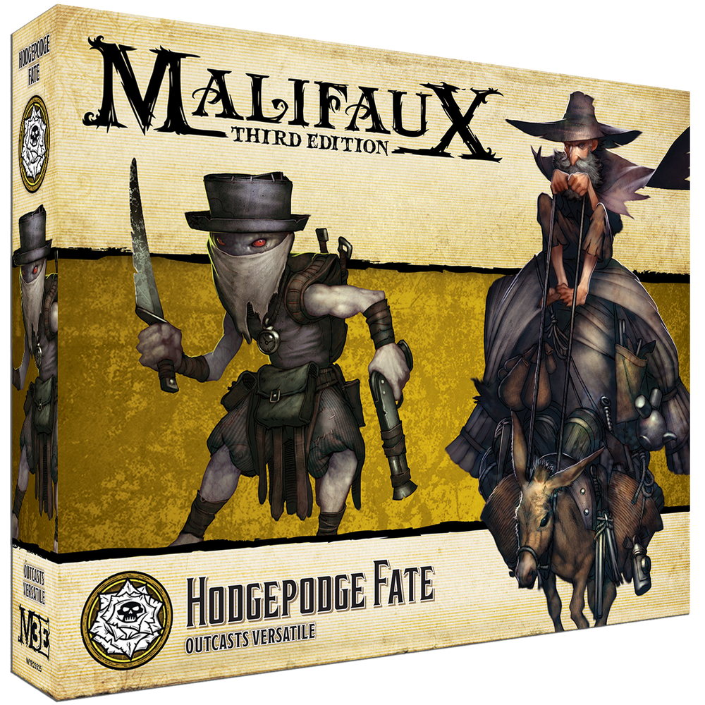 Load image into Gallery viewer, Hodgepodge Fate - Wyrd Miniatures - Online Store