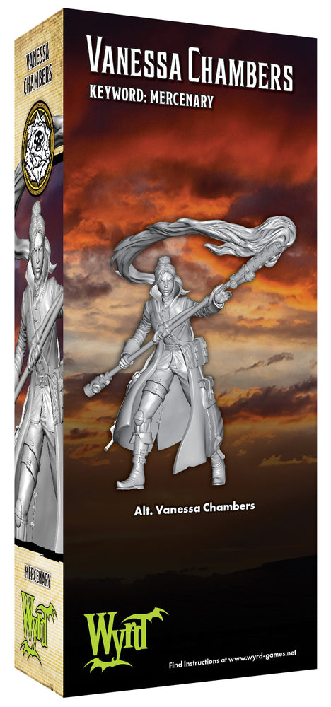 Load image into Gallery viewer, Alt Vanessa - Wyrd Miniatures - Online Store