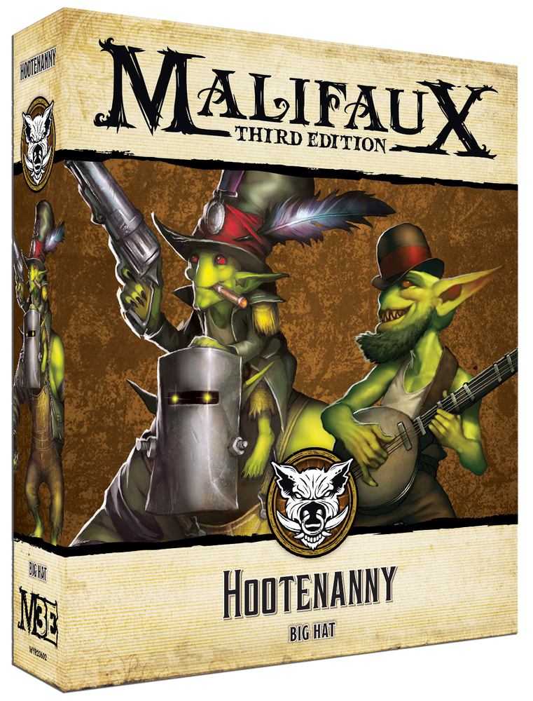 Hootenanny - Wyrd Miniatures - Online Store