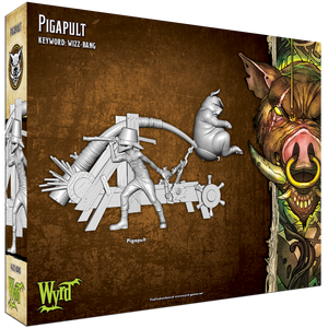 Load image into Gallery viewer, Pigapult - Wyrd Miniatures - Online Store