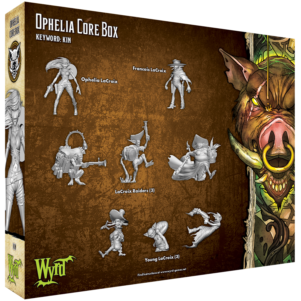 Ophelia Core Box - Wyrd Miniatures - Online Store