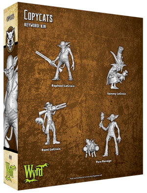 Load image into Gallery viewer, Copycats - Wyrd Miniatures - Online Store