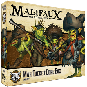 Load image into Gallery viewer, Mah Tucket Core Box - Wyrd Miniatures - Online Store