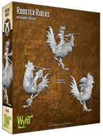 Rooster Riders - Wyrd Miniatures - Online Store