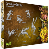 Captain Zipp Core Box
