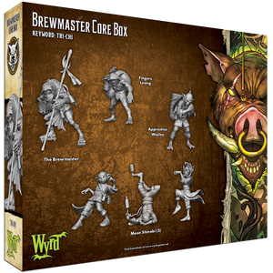 Load image into Gallery viewer, Brewmaster Core Box - Wyrd Miniatures - Online Store