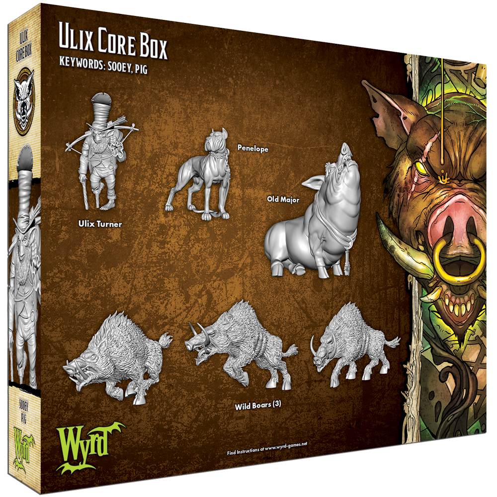 Ulix Core Box - Wyrd Miniatures - Online Store