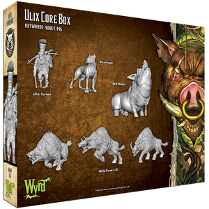 Load image into Gallery viewer, Ulix Core Box - Wyrd Miniatures - Online Store
