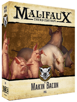 Load image into Gallery viewer, Makin' Bacon - Wyrd Miniatures - Online Store