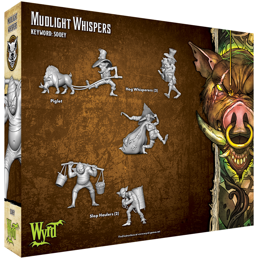 Load image into Gallery viewer, Mudlight Whispers - Wyrd Miniatures - Online Store