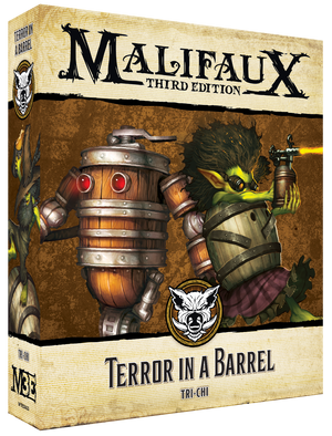 Load image into Gallery viewer, Terror in a Barrel - Wyrd Miniatures - Online Store