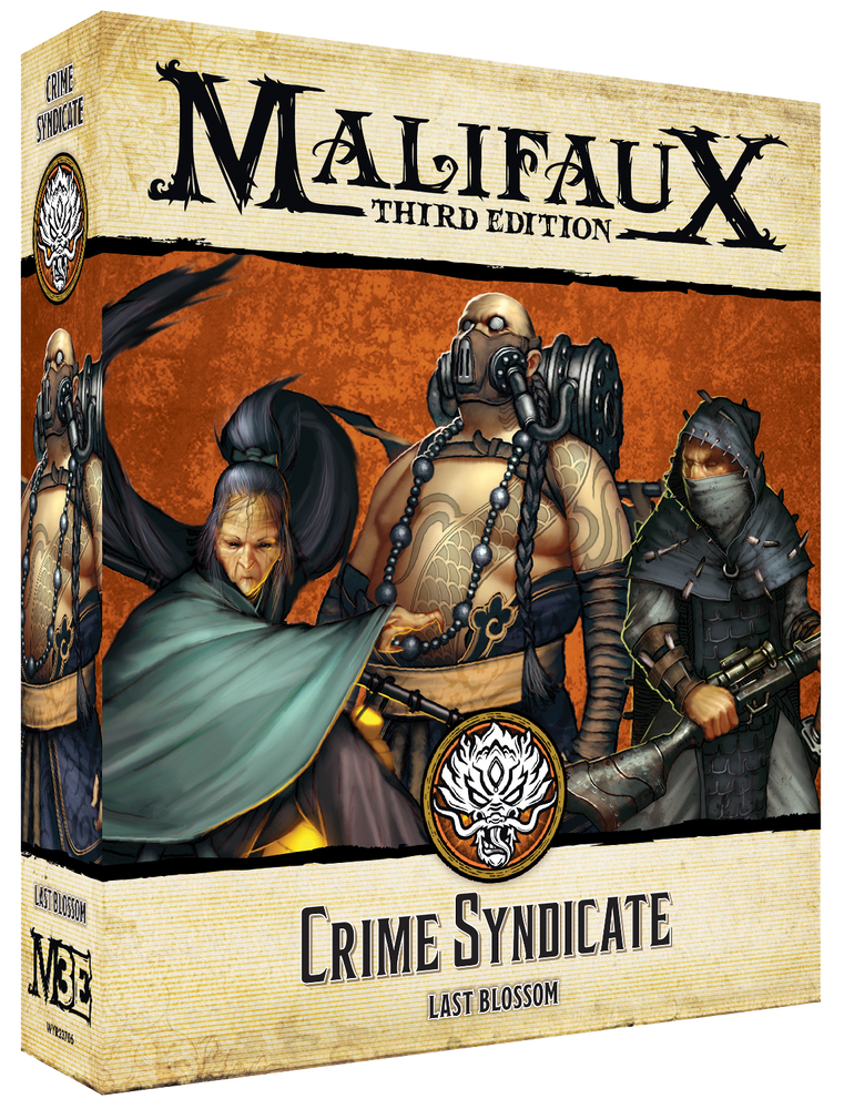 Load image into Gallery viewer, Crime Syndicate - Wyrd Miniatures - Online Store